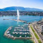 Рестораны Женевы с красивым видом